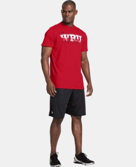 Men's WRU Charged Cotton® T-Shirt  1 Color $17.99