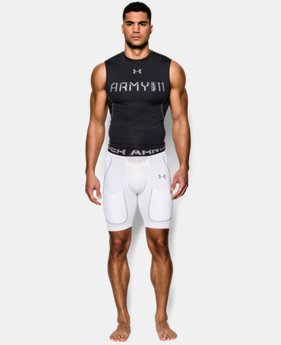 New Arrival  Men's UA 6-Pad Football Girdle   $34.99