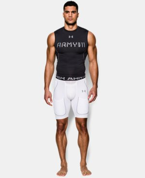 Men's UA 6-Pad Football Girdle  2 Colors $29.99