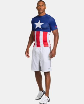 Men's Under Armour® Alter Ego Short Sleeve Compression Shirt