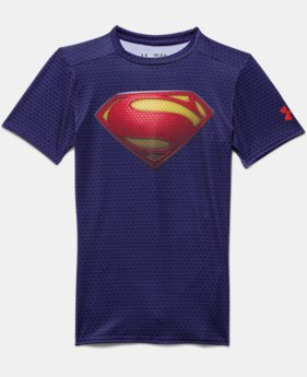 Boys' Under Armour® Fitted Shirt