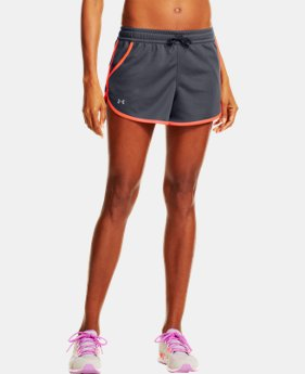 Women's UA Rally Shorts  1 Color $22.99