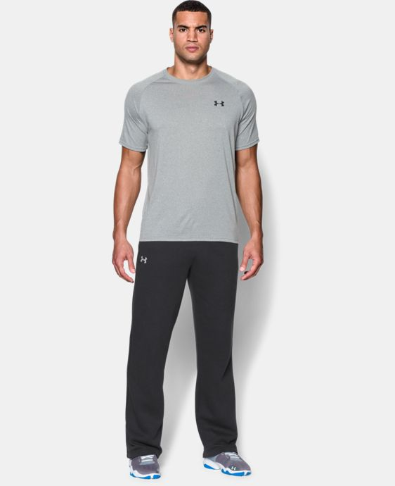 Men's UA Rival Fleece Team Pants  1 Color $49.99