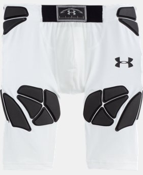 Boys' UA 5-Pad Football Girdle