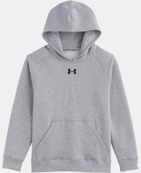 Boys' UA Every Team Fleece Hoodie