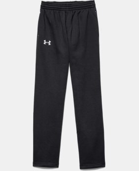 Boys' UA Every Team Fleece Pants  2  Colors Available $20.99 to $26.99
