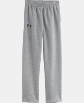 New Arrival  Boys' UA Every Team Fleece Pants LIMITED TIME: FREE SHIPPING 1 Color $39.99