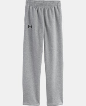 New Arrival  Boys' UA Every Team Fleece Pants  3 Colors $39.99