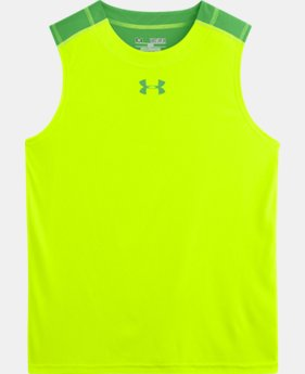 Boys' UA Next Level Basketball Tank