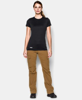 New Arrival  Women's UA Tech™ Tactical T-Shirt LIMITED TIME: FREE SHIPPING 1 Color $29.99