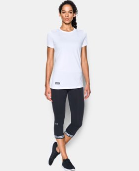 Women's UA Tech™ Tactical T-Shirt   $24.99