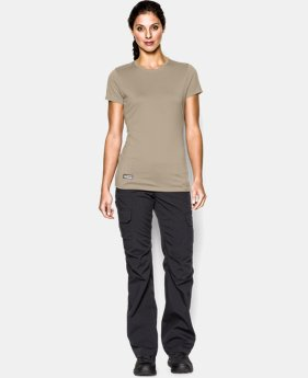 Women's UA Tech™ Tactical T-Shirt LIMITED TIME: FREE SHIPPING 4 Colors $24.99