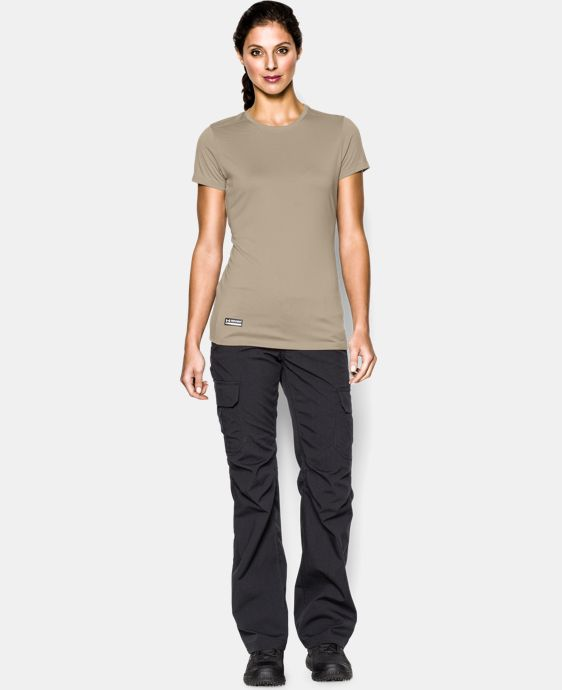 Women's UA Tech™ Tactical T-Shirt  1 Color $18.99