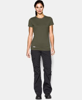 Women's UA Tech™ Tactical T-Shirt LIMITED TIME: FREE SHIPPING 2 Colors $24.99