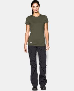 Women's UA Tech™ Tactical T-Shirt  4 Colors $24.99