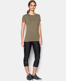 Women's UA Tech™ Tactical T-Shirt  1  Color Available $24.99