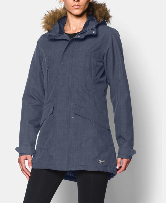 Women's UA ColdGear® Infrared Avondale Parka  1 Color $211.49