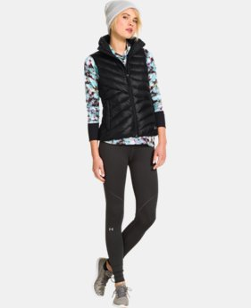 Women's UA ColdGear® Infrared Uptown Vest  1 Color $174.99