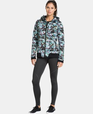 Women's UA ColdGear® Infrared Hooded Softershell LIMITED TIME: FREE U.S. SHIPPING 1 Color $104.99