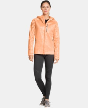 Women's UA ColdGear® Infrared Hooded Softershell