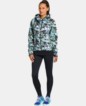 Women's ColdGear® Infrared Zenith Full Zip Hoodie