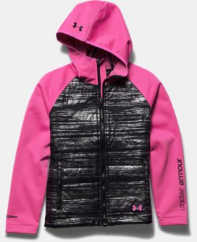 Girls' UA ColdGear® Infrared Werewolf Jacket