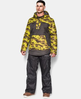 Men's UA ColdGear® Infrared Montage Anorak Jacket   $169.99