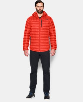 Men's UA Storm ColdGear® Infrared Turing Hooded Jacket LIMITED TIME: FREE U.S. SHIPPING 1 Color $126.74