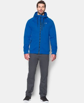New Arrival  Men's UA Storm ColdGear® Infrared Dobson Softshell   $144.99