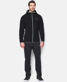 New Arrival  Men's UA Storm Forest Hoodie LIMITED TIME: FREE SHIPPING 1 Color $114.99
