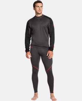 Men's UA Charged Wool Crew
