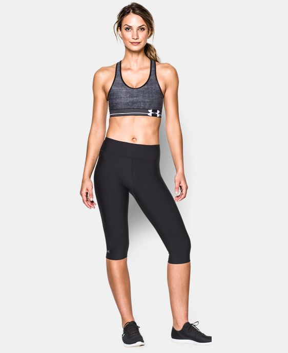 Women's Armour® Mid Printed Sports Bra LIMITED TIME: FREE U.S. SHIPPING 11 Colors $13.49 to $34.99