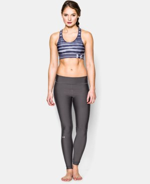 Women's Armour® Mid Printed Sports Bra LIMITED TIME: FREE U.S. SHIPPING 5 Colors $13.49 to $22.99
