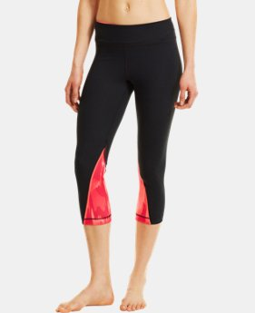 Women's UA Perfect Rave Retro Capri