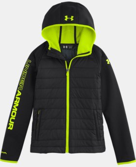 Boys' UA Storm ColdGear® Infrared Werewolf Jacket