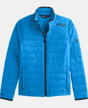 Boys' UA Storm ColdGear® Infrared Hyland Jacket