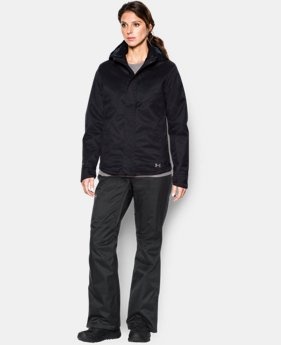 Women's UA ColdGear® Infrared Sienna 3-In-1 Jacket  1 Color $119.99