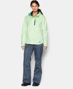 Women's UA ColdGear® Infrared Sienna 3-In-1 Jacket