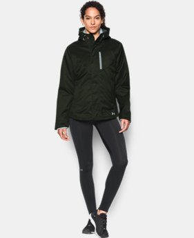 Women's UA ColdGear® Infrared Sienna 3-In-1 Jacket  1 Color $119.99 to $149.99