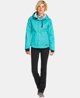 Women's UA ColdGear® Infrared Sienna 3-In-1 Jacket LIMITED TIME: FREE U.S. SHIPPING 1 Color $149.99