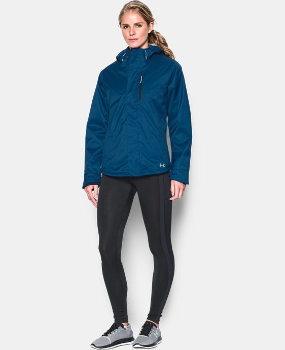Women's UA ColdGear® Infrared Sienna 3-In-1 Jacket LIMITED TIME: FREE U.S. SHIPPING 1 Color $199.99