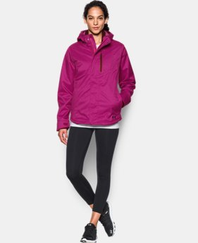 Women's UA ColdGear® Infrared Sienna 3-In-1 Jacket  1 Color $149.99