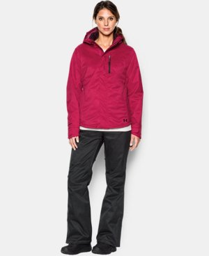 Women's UA ColdGear® Infrared Sienna 3-In-1 Jacket LIMITED TIME: FREE U.S. SHIPPING 2 Colors $149.99