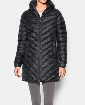 Best Seller Women's UA Storm ColdGear® Infrared Uptown Parka LIMITED TIME: FREE U.S. SHIPPING 3 Colors $299.99