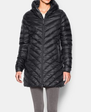 Women's UA Storm ColdGear® Infrared Uptown Parka LIMITED TIME: 20% OFF 1 Color $344.99