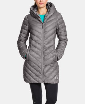 New Arrival Women's UA Storm ColdGear® Infrared Uptown Parka  4 Colors $299.99