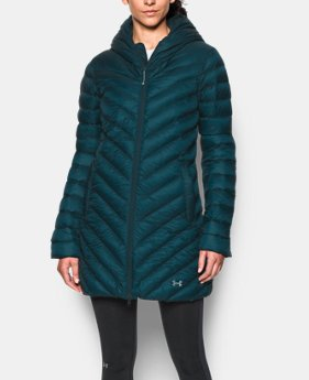 New Arrival Women's UA Storm ColdGear® Infrared Uptown Parka  3 Colors $299.99