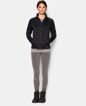 Women's UA ColdGear® Infrared Softershell Jacket  2 Colors $119.99