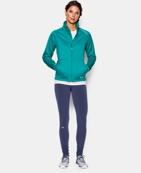 Women's UA ColdGear® Infrared Softershell Jacket LIMITED TIME: 20% OFF 1 Color $119.99