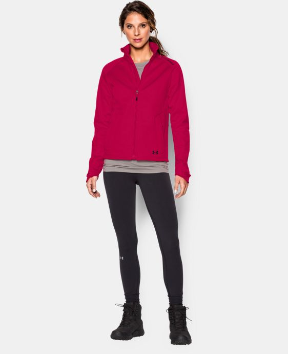 Women's UA ColdGear® Infrared Softershell Jacket  1 Color $62.24